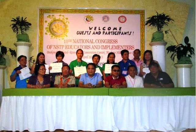 11th National Congress of NSTP Educators and Implementers