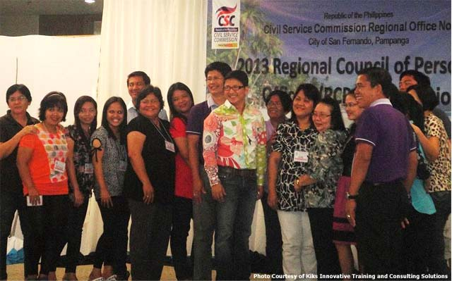 Regional Council of Personnel Officers Convention held at the Crown Regency Resorts and Convention Center in Balabag, Boracay Island